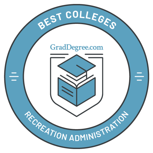 Top Schools in Recreation Admin