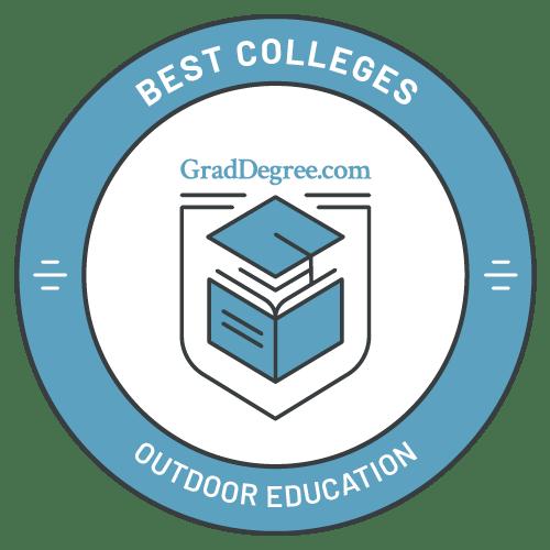 Top Schools in Outdoor Ed