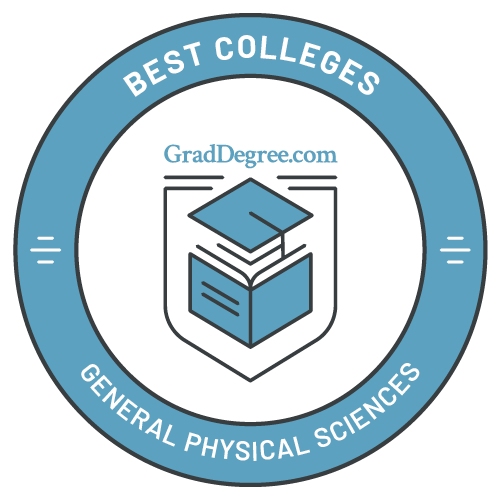 Top Schools in Physical Science