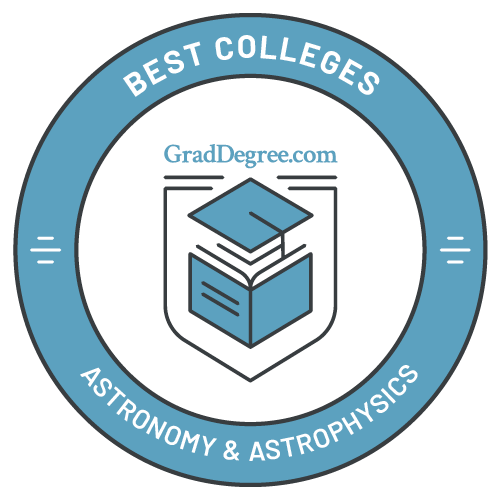 Top Schools in Astronomy