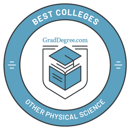 Top Schools in Other Physical Science
