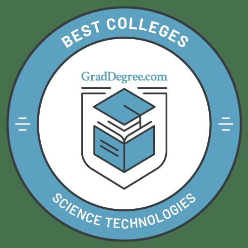 Top Schools in Science Tech