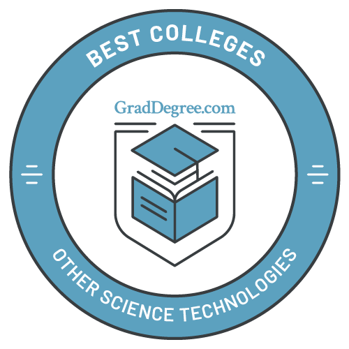 Top Schools in Other Science Tech