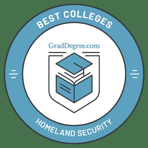 Top Schools in Homeland Security
