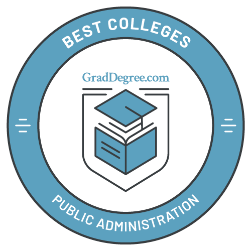 Top Schools in Public Admin