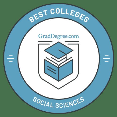 Top Schools in Social Sciences