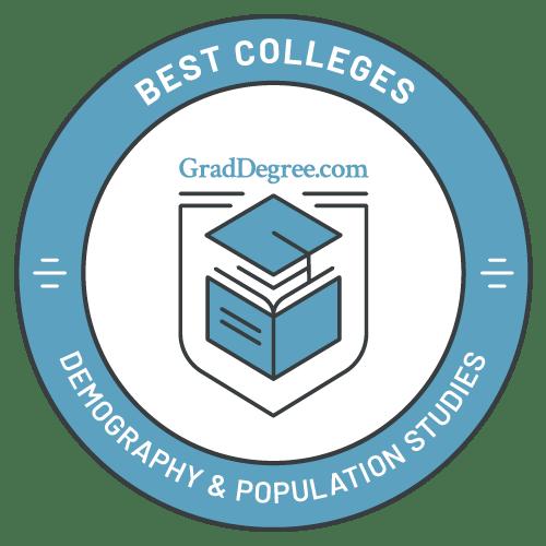 Top Schools in Population Studies