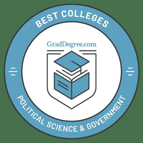Top Schools in Political Science