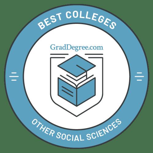 Top Schools in Other Social Sciences