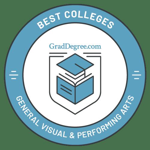 Top Schools in Visual Arts