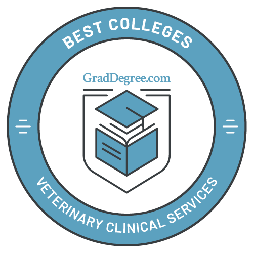 Top Schools in Veterinary Clinical Services