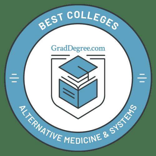Top Schools in Alternative Medicine