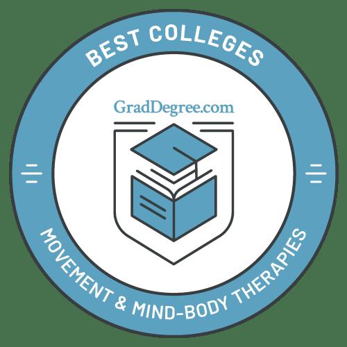 Top Schools in Mind-Body Therapies
