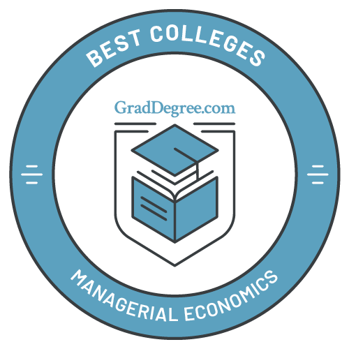 Top Schools in Managerial Economics