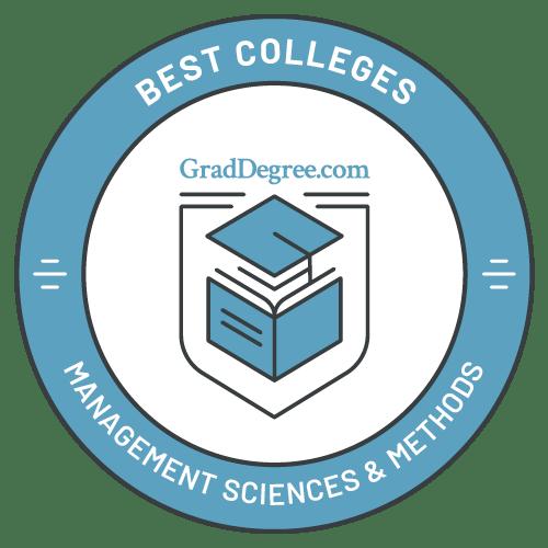 Top Schools in Management Science