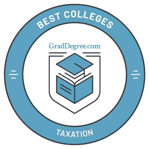 Top Schools in Taxation