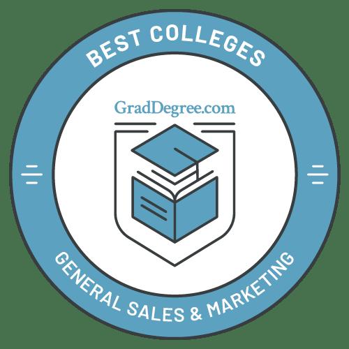 Top Schools in Sales & Marketing